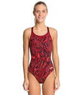 Dolfin All Poly Magma Female DBX Back