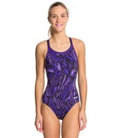 Dolfin All Poly Magma Female DBX Back One Piece Swimsuit