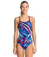 Dolfin All Poly Alpha Womens V Back