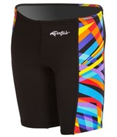 Dolfin All Poly Alpha Youth Spliced Jammer Swimsuit