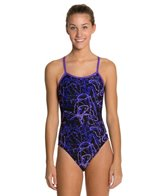 Dolfin Poly Fusion Galaxy Female String Back