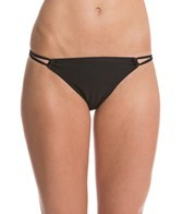 Aerin Rose Carbon Hipster Bikini Bottom