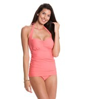 aerin-rose-coral-bandeau-d-dd-f-underwire-one-piece