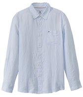 Quiksilver Waterman's Burgess Bay Long Sleeve Shirt