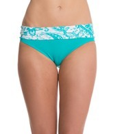 Sunsets Swimwear Parker Paisley Roll Top Bikini Bottom