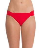 Sunsets Ruby Banded Hipster Bikini Bottom