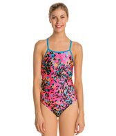 The Finals Funnies Wild Child Female Wing Back One Piece Swimsuit
