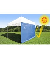 ezShade Canopy Curtain Straight Leg Beach Tent