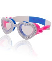 Bling2O Girls' Summer Love Swirl Swim Goggles