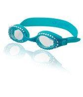 Bling2O Girls' Classic Solid Swim Goggles