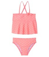 Hula Star Girls' Mini Bow Tankini Set (2T-4T)