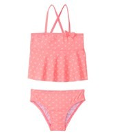 Hula Star Girls' Mini Bow Tankini Set (4-6X)