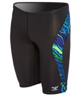 The Finals Jungle Cat Male Swerve Splice Jammer Swimsuit