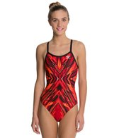The Finals Hyperblast Female Butterfly Back One Piece Swimsuit