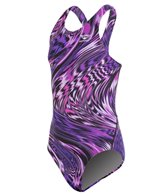 The Finals Airwhales Youth Super V-Back One Piece Swimsuit