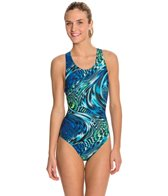 The Finals Airwhales Super V-Back One Piece Swimsuit