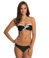 Bettie Page Two Piece Bikini Set