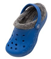 Crocs Kids' Baya Heathered Lined Clog