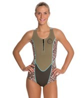 Billabong Women's 2MM Shorty Jane Spring Suit Wetsuit
