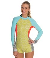 Billabong Women's 2MM Spring Fever Long Sleeve Spring Suit Wetsuit