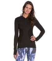 Vimmia Lace Half-Zip Pullover
