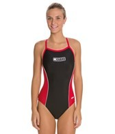 Dolfin Guard Xtra Life Lycra Female Team Panel Suit
