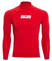 Dolfin Lifeguard Male L/S RashLifeguard