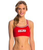 Dolfin Lifeguard Solid 2-Piece Top