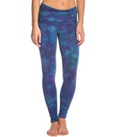 OmGirl Nomad Watercolor Yoga Leggings