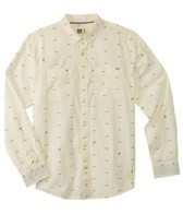 Reef Men's Fin Dots Long Sleeve Shirt