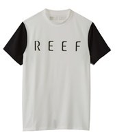 Reef Men's Logo 2 Short Sleeve Surf Shirt