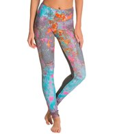 Onzie Two-Tone Long Yoga Leggings