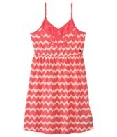 Roxy Girls' Safari Sunset Tank Dress (8-16)