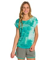 The North Face Women's Kokomo Burn Out Running Short Sleeve