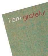 Affirmats I am Grateful Mat