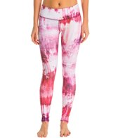 Alo Airbrushed Printed Yoga Leggings