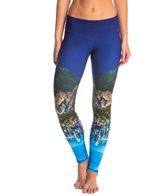 Alo Airbrushed Printed Yoga Leggings