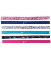 Nike Printed Headbands Assorted 6pk