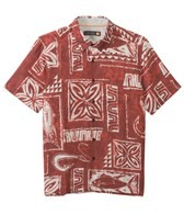 Quiksilver Waterman's Ilio Point Short Sleeve Shirt