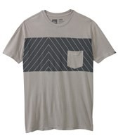 Quiksilver Men's Original Stripe Short Sleeve Tee