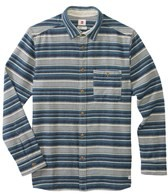 Quiksilver Men's Big Bury Long Sleeve Shirt