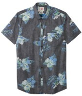 Quiksilver Men's Jawfish Short Sleeve Shirt