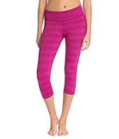 Beyond Yoga Stripe-Hype Capri Legging