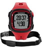 Garmin Forerunner 15 GPS Watch With Heart Rate Monitor (Large)