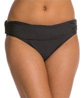 Athena Cabana Solids Banded Bikini Bottom
