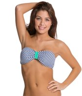 Splendid Blues Too Bandeau Bikini Top