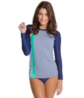 Splendid Blues Too L/S Surf Shirt