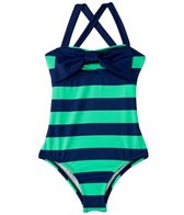 Splendid Girls' Marcel Stripe One Piece (4-6)