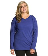 Marika Balance Collection Plus Size Long Sleeve Hoodie