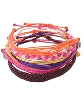 Pura Vida Tropical Sunset Bracelet Pack